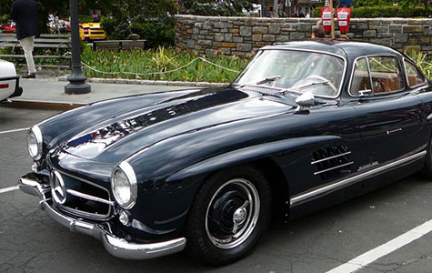 1957 Mercedes 300SL Gullwing