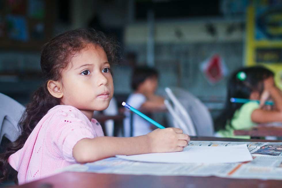 Education For Poor Children