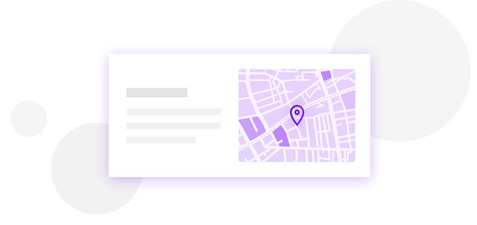 Google maps - deep theme