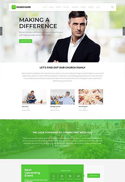 Pax Demo - Premium WordPress Theme