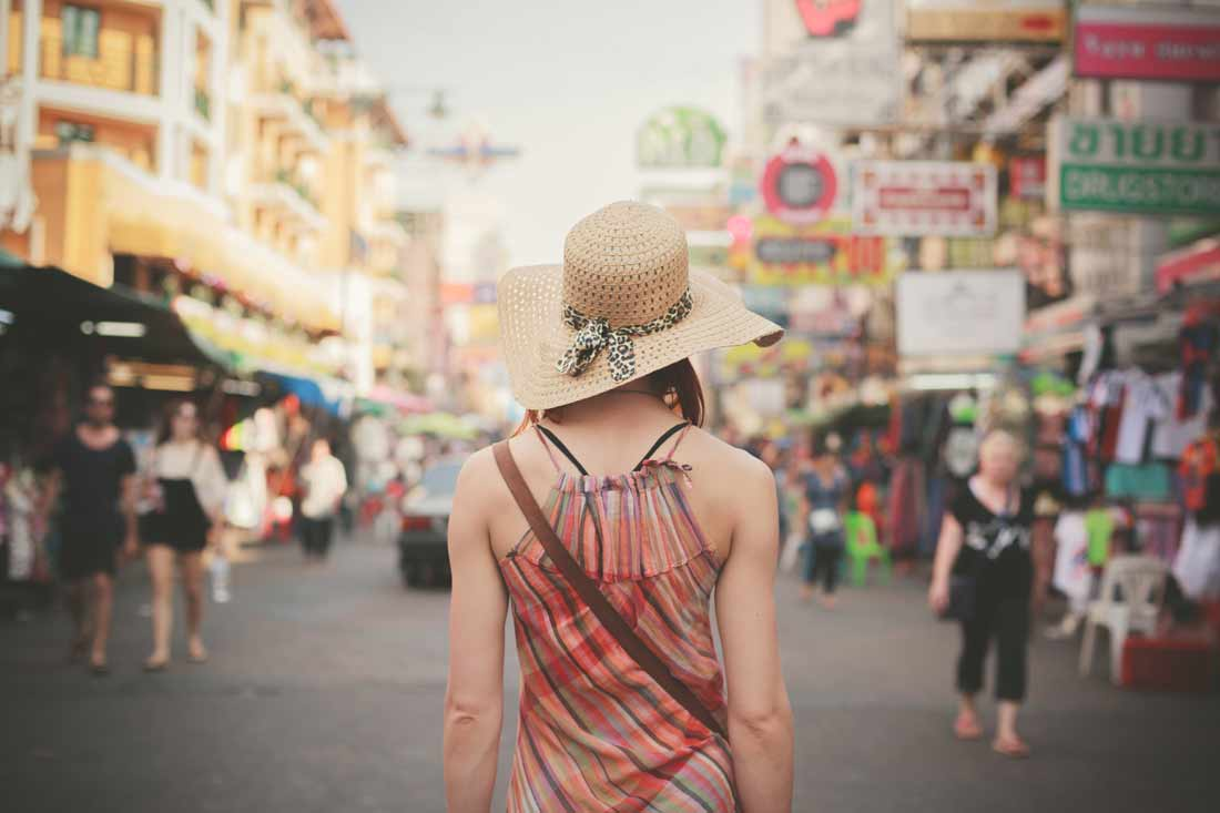 Walk the streets